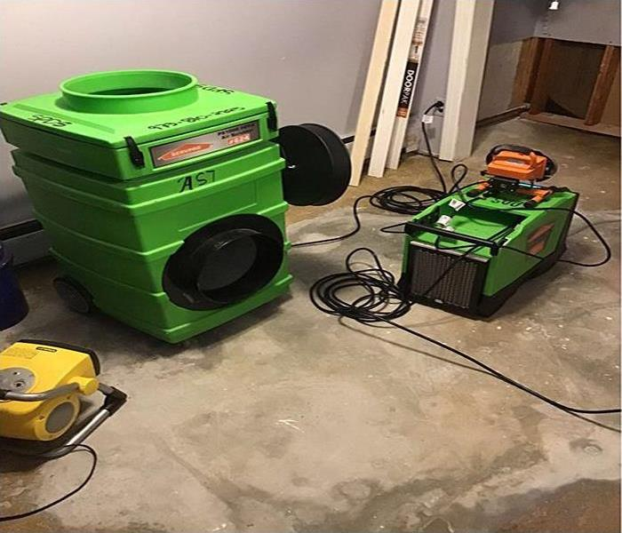 Water Damage Cleanup In Dover After