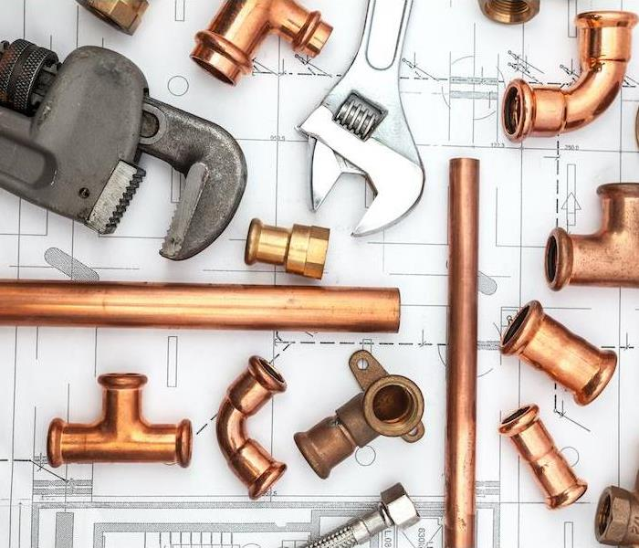 Piping and tools